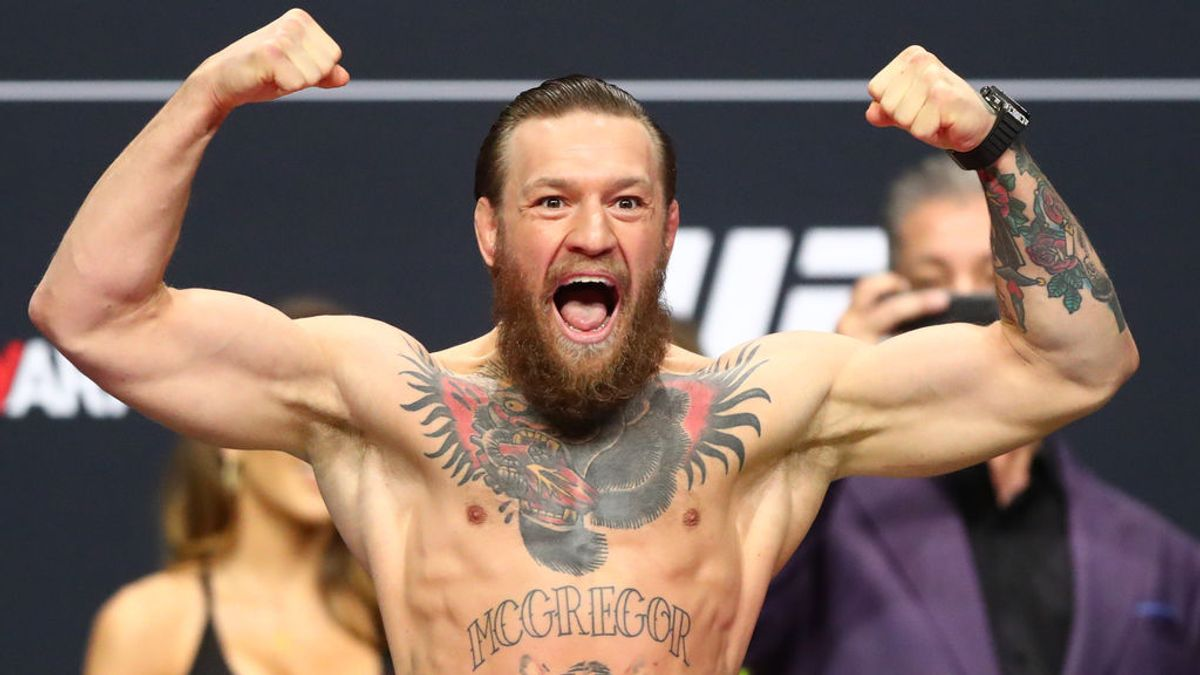 Detienen en Córcega al luchador Conor McGregor acusado de agresión sexual y exhibición