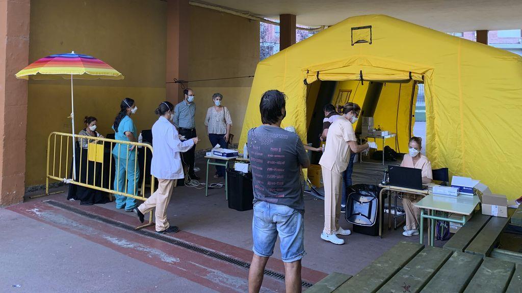 Medio año después del inicio de la pandemia, los contagios siguen en aumento en toda España