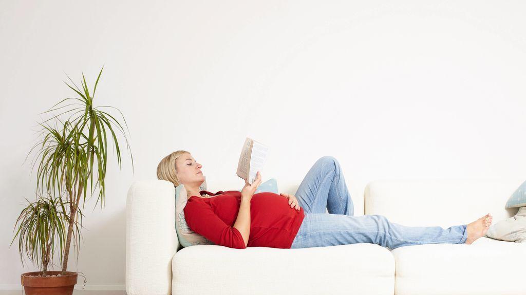 7 libros del embarazo que debes leer antes de dar a luz
