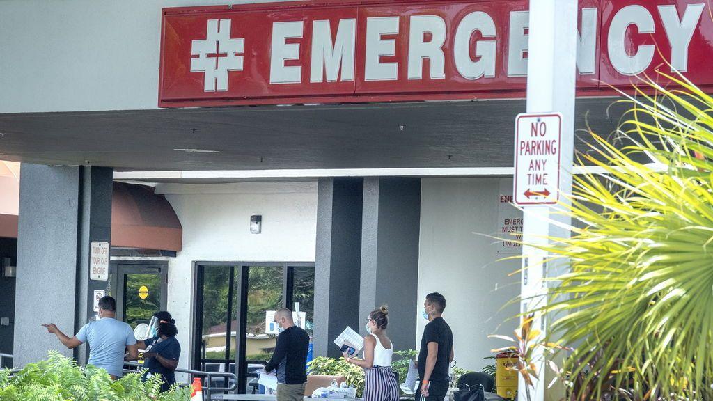 Gran caída del número de muertes por covid-19 en Florida con solo siete en un día