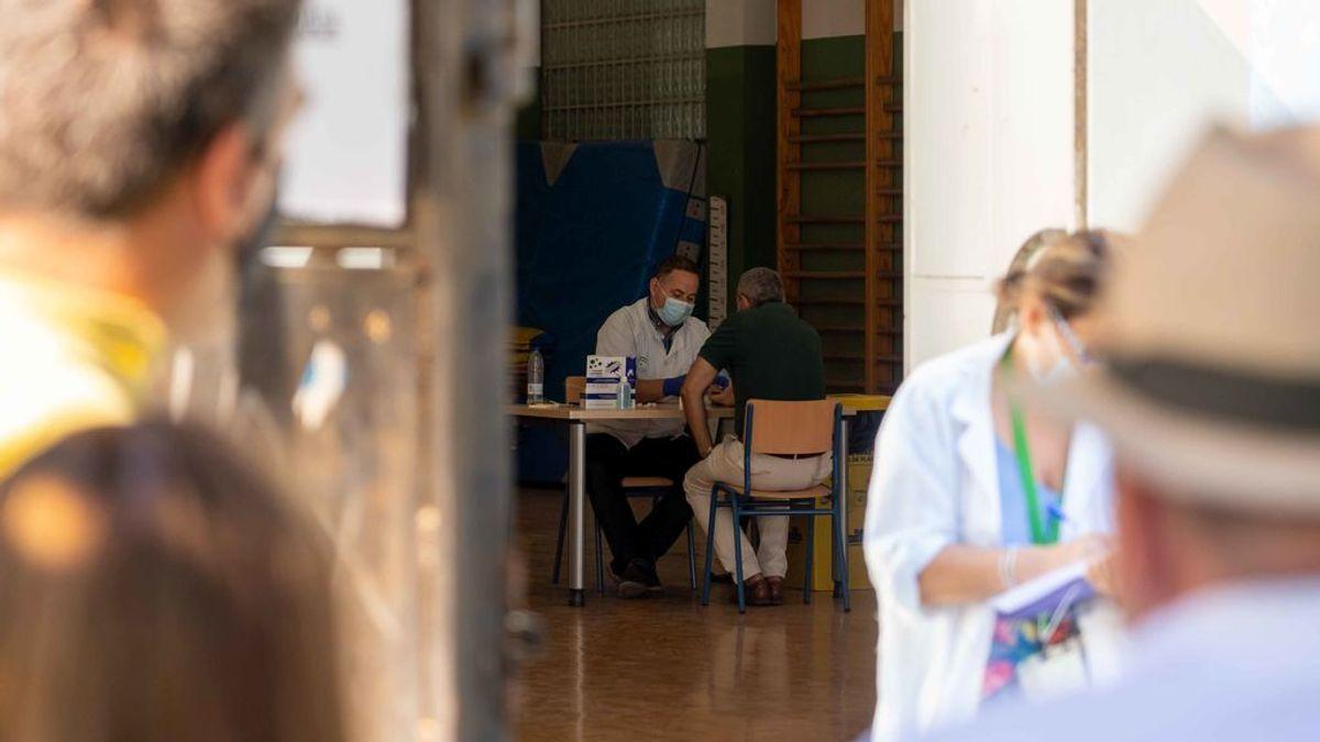 Andalucía no registra muertos por vez primera desde el 20 de agosto y suma 740 positivos por PCR