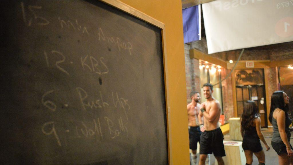 Benchmark CrossFit: listado de ejercicios para medir tus resultados entrenando