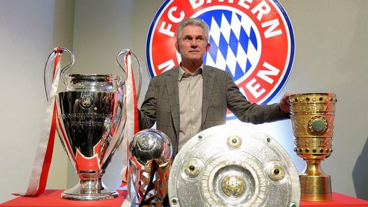 Cuántos entrenadores ha tenido el Bayer de Munich: nombres y duración