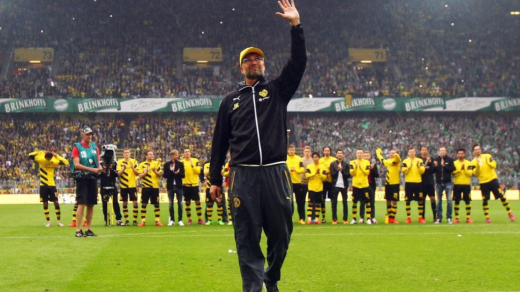 Cuántos entrenadores ha tenido el Borussia Dortmund: nombres y duración