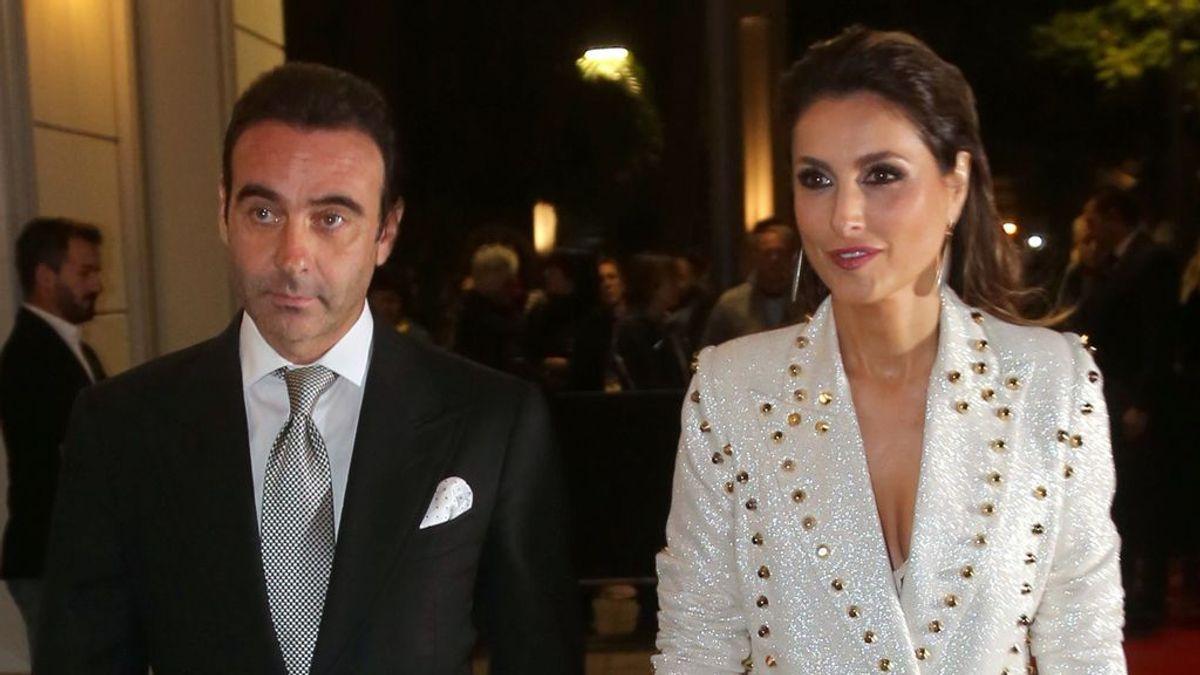 Enrique Ponce y Paloma Cuevas se reencuentran
