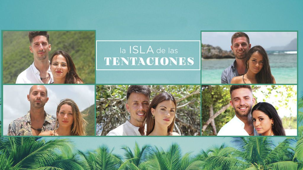 Listado de concursantes de 'La isla de las tentaciones': conoce a las cinco nuevas parejas