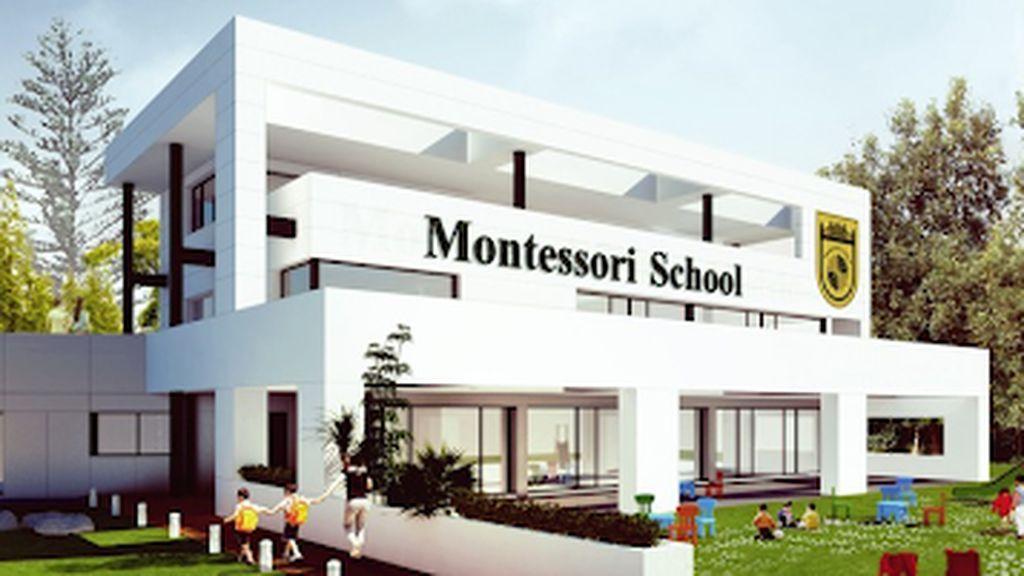 Al Montessori School va Lucas, el hijo de Alba Carrillo y Fonsi Nieto.