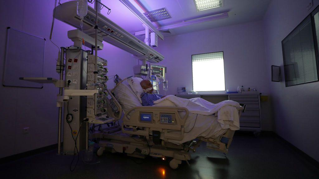 """Las camas hospitalarias para la covid19 en Marsella están """"cerca de la saturación"""""""