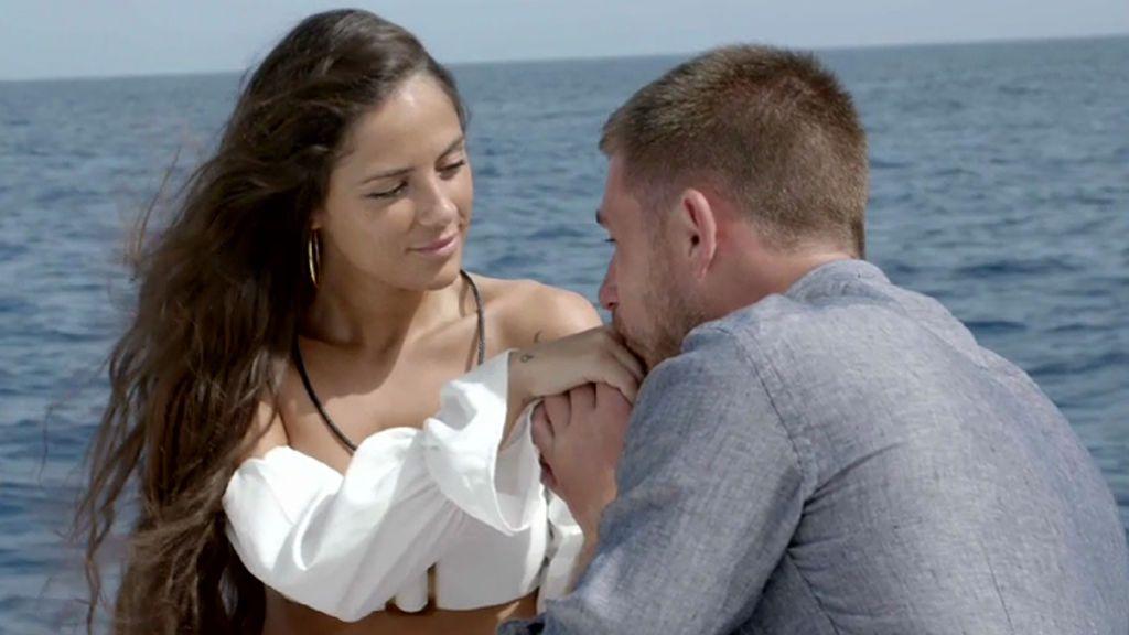 Melisa y Tom, pareja confirmada de 'La isla de las tentaciones 2'