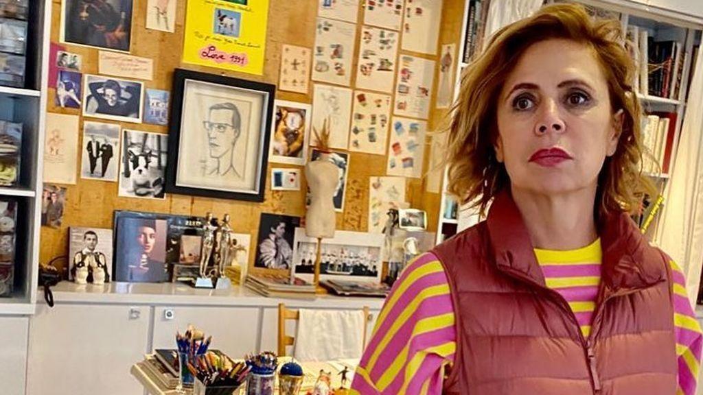 """Agatha Ruiz de la Prada: """"Han asaltado un furgón con mi colección de ropa, estoy desolada"""""""