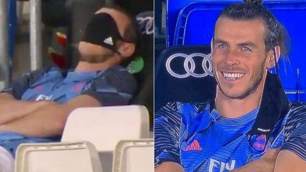 Bale insiste en cobrar la totalidad de su ficha para salir del Real Madrid: el Manchester United negocia por él