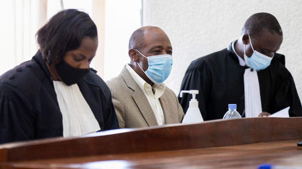 El héroe de 'Hotel Ruanda', imputado por trece cargos relacionados con terrorismo