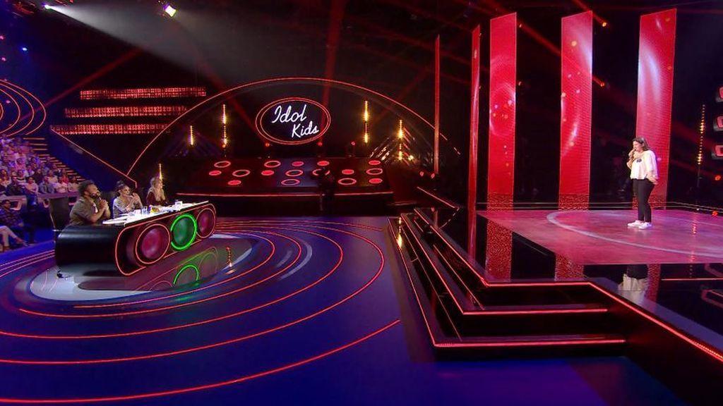 """La actuación de Carolina produce un 'cisma' en el jurado: """"Isabel, no te aferres al botón verde"""""""