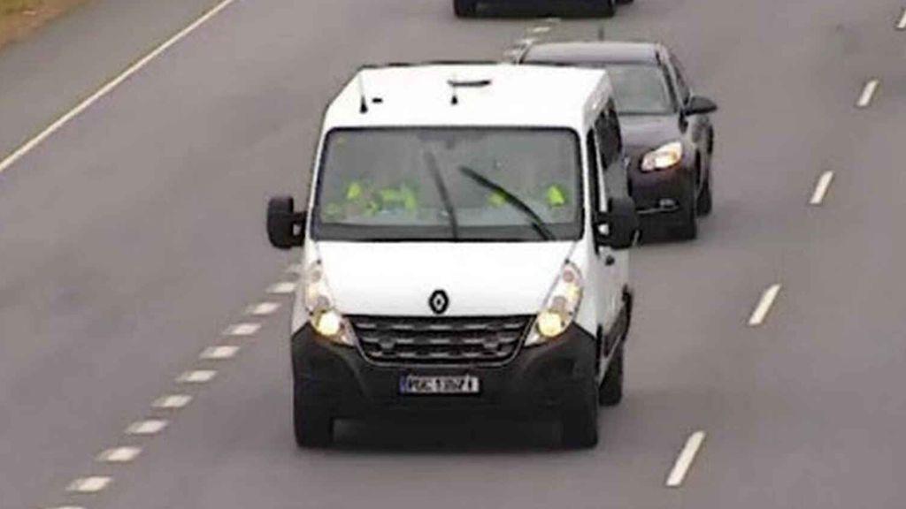 La DGT intensifica la vigilancia desde este lunes: ojo con estas furgonetas