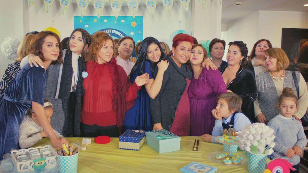 La fiesta del bebé Habitación 309 Temporada 1 Episodio 51