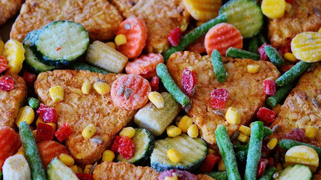 De la patata a las grasas: lista de alimentos que no se pueden congelar