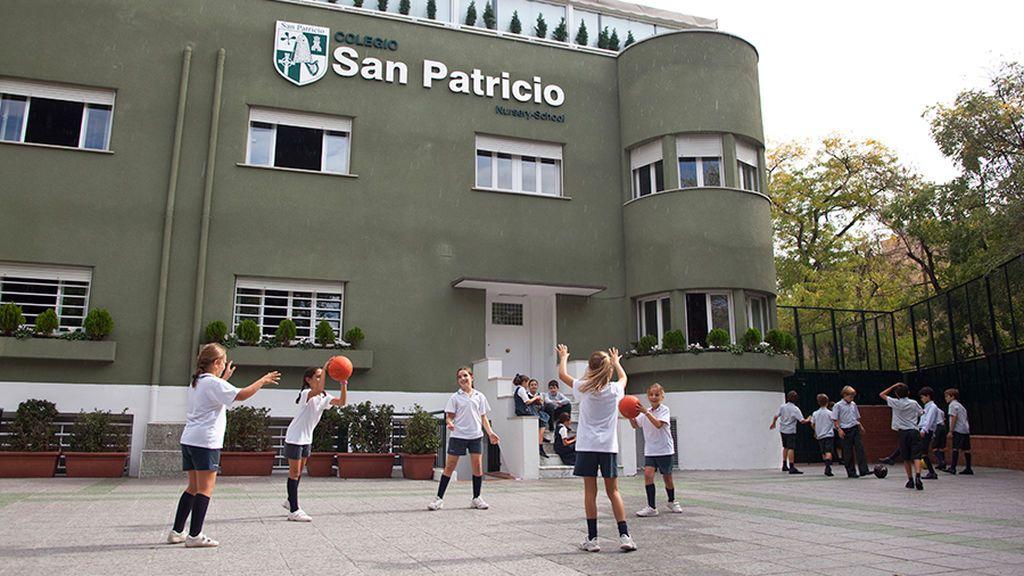 Colegio San Patricio (Madrid), la escuela a la que acudieron Victoria Federica o los retoños de Xabi Alonso.