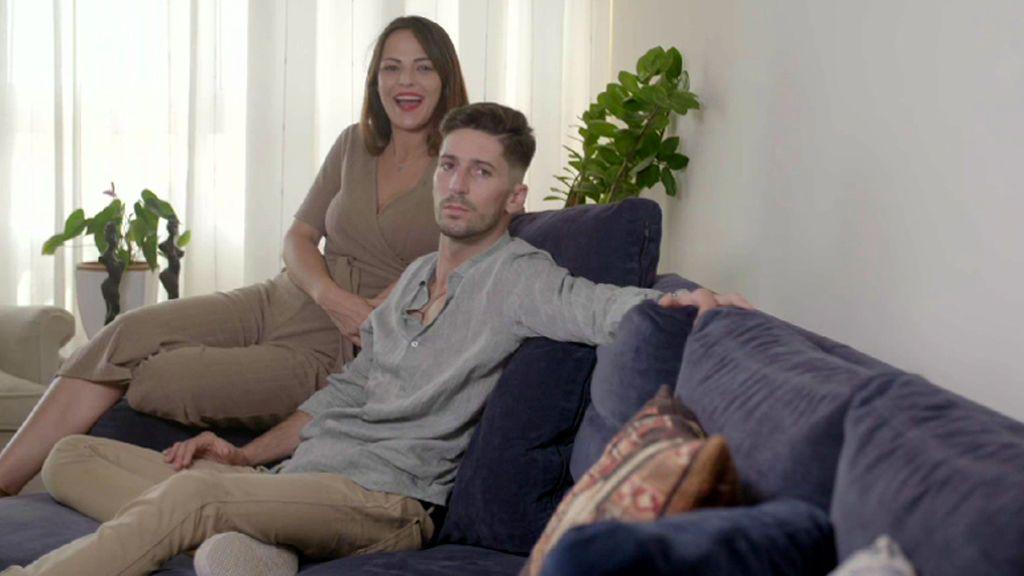 """Marta, antes de empezar 'La isla de las tentaciones 2' junto a su novio: """"¡Quiero verlo todo!"""""""