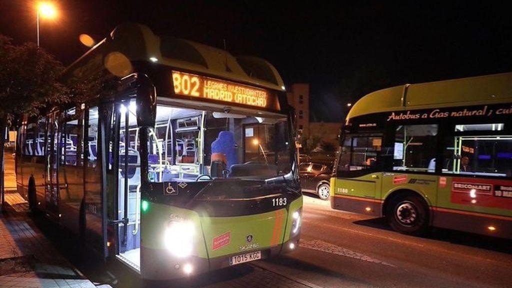 Las mujeres y menores de edad podrán solicitar paradas a la carta en los autobuses interurbanos de Madrid