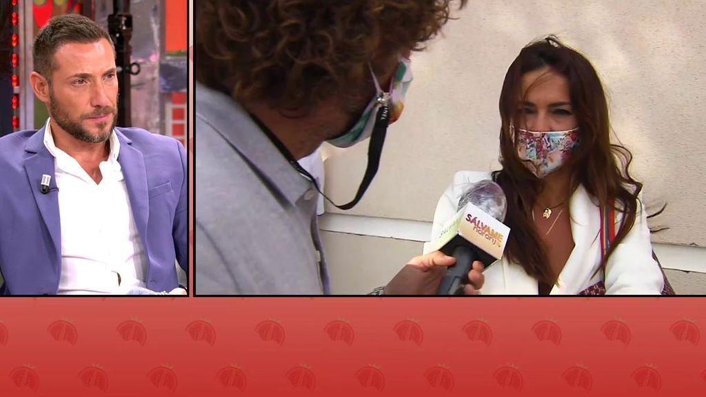 El reencuentro de Antonio David Flores con su mujer tras las acusaciones de deslealtad