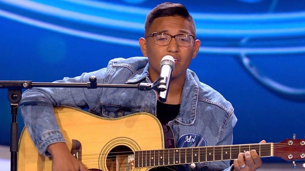 """Jhon Jairo perdió a sus padres en un accidente de tráfico: """"Les quiero dedicar la actuación porque sé que estarán orgullosos"""""""