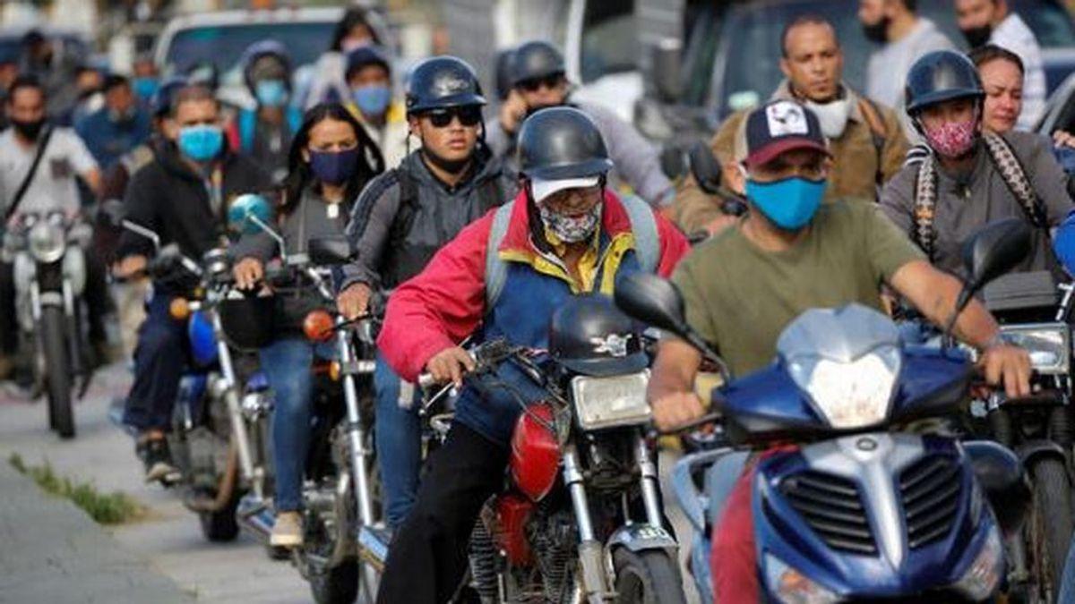 Venezuela decide un curso académico sin clases presenciales para evitar más contagios de coronavirus