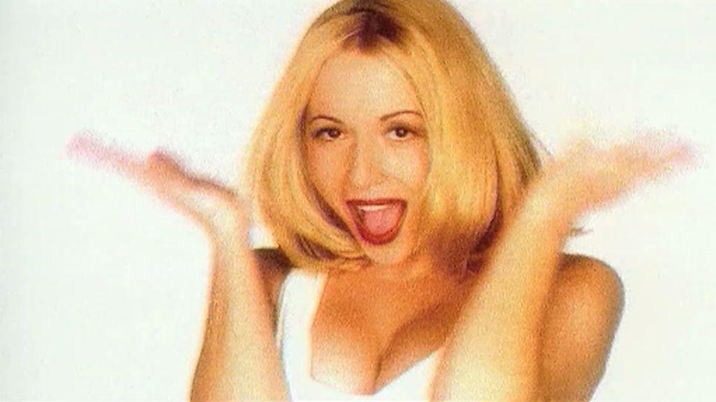 Marta Sánchez se convirtió, a principios de los 90, en un icono musical.