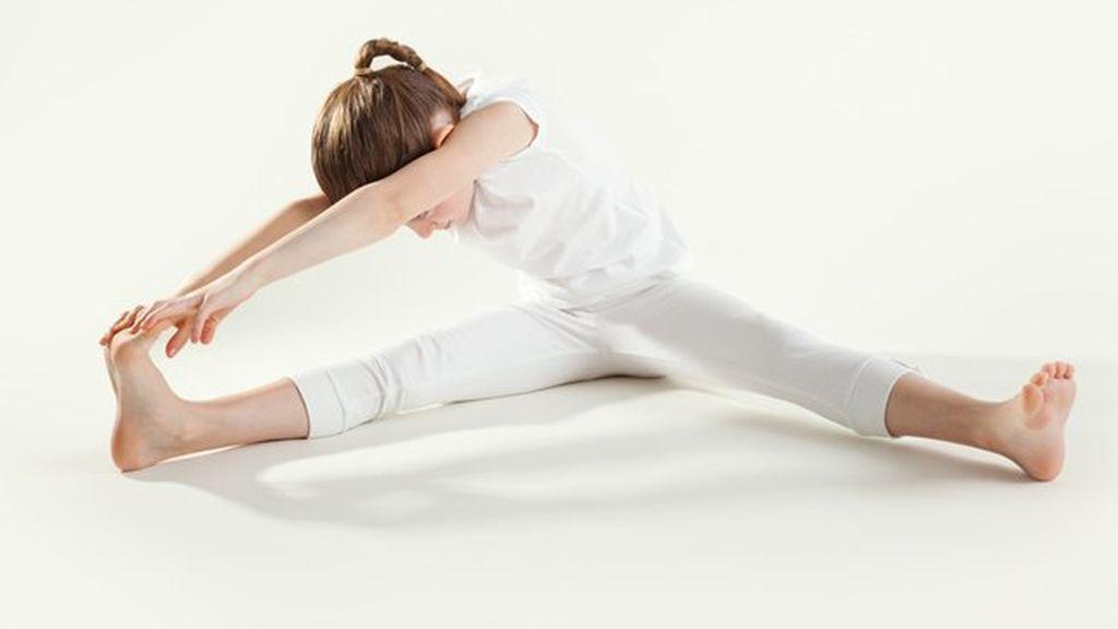 Entrenamiento de flexibilidad para niños: cómo mejorar la flexibilidad de los más pequeños