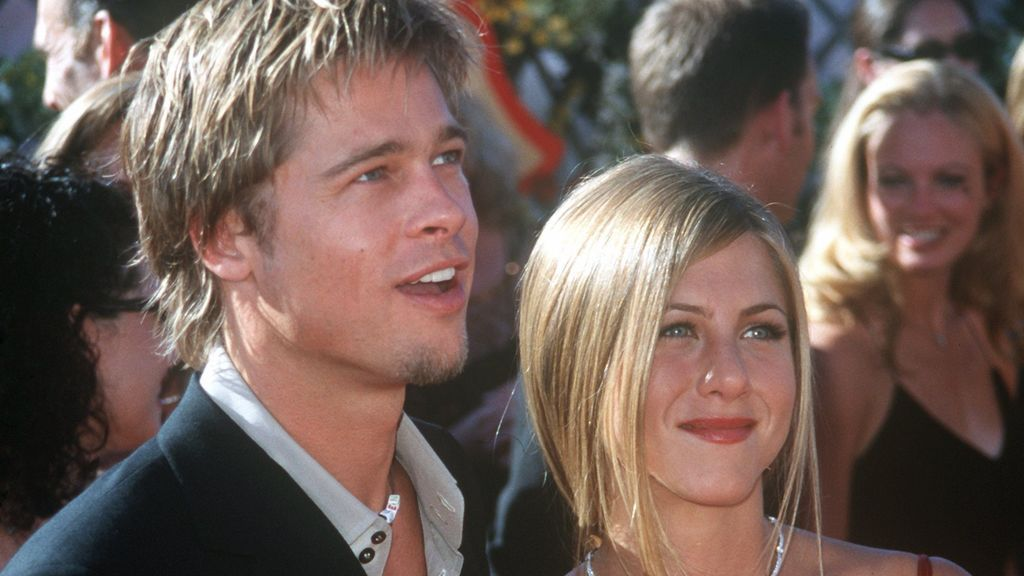 Jennifer Aniston - Brad Pitt