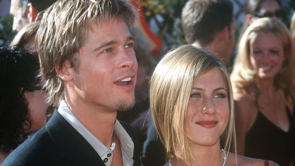 Jennifer Aniston - Brad Pitt
