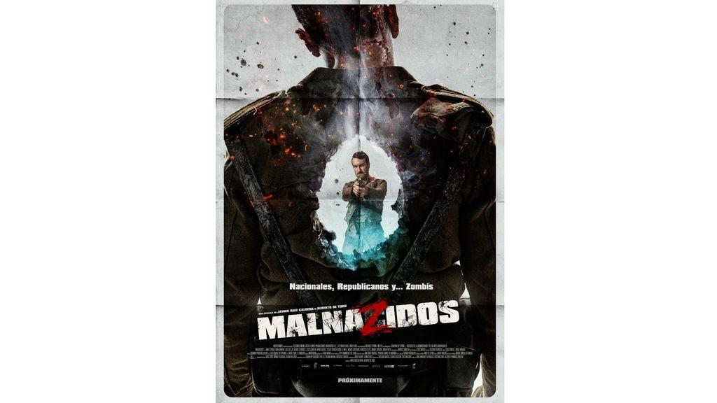 'MalnaZidos', película codirigida por Javier Ruiz Caldera y Alberto de Toro, presenta su teaser póster