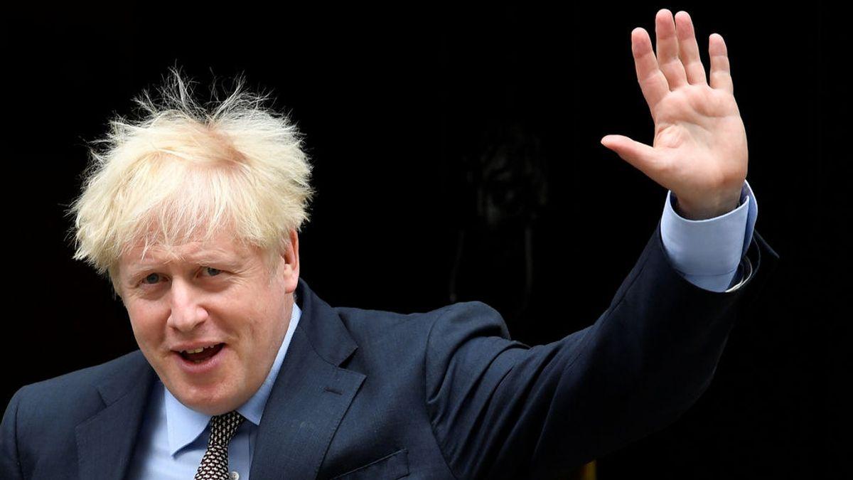 Boris Johnson gana la primera votación de la ley que invalidaría el acuerdo del Brexit