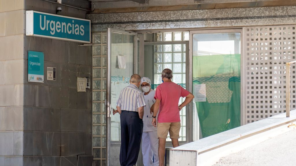 Las Urgencias de los hospitales están al borde del colapso, según los médicos