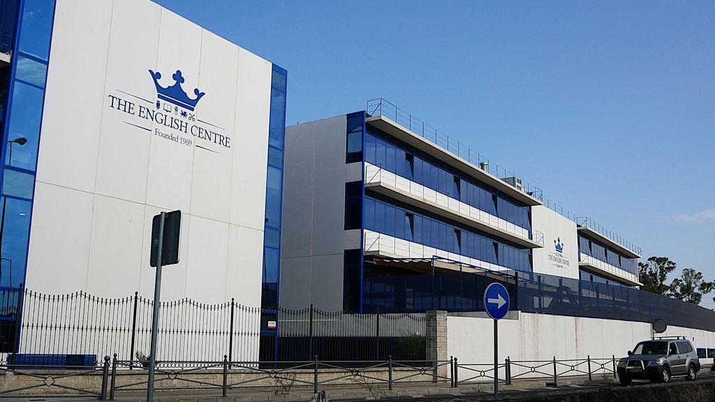 El Centro Inglés, uno de los colegios privados del Puerto de Santa María