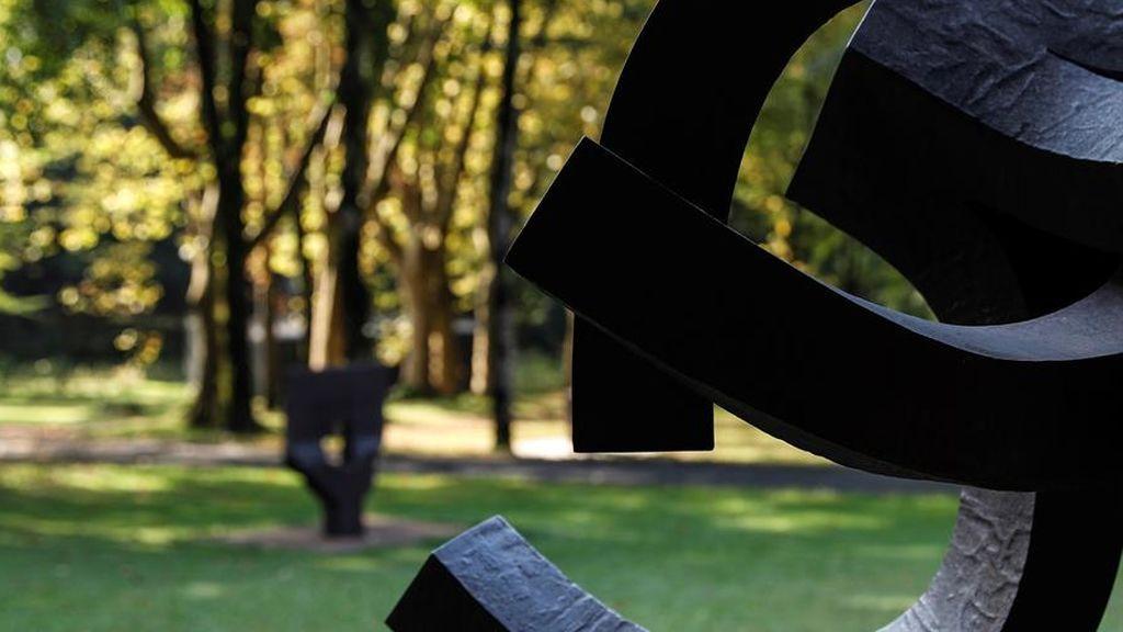 """Hace 20 años que la """"utopia"""" de Eduardo Chillida vio la luz, el Chillida Leku está de aniversario"""