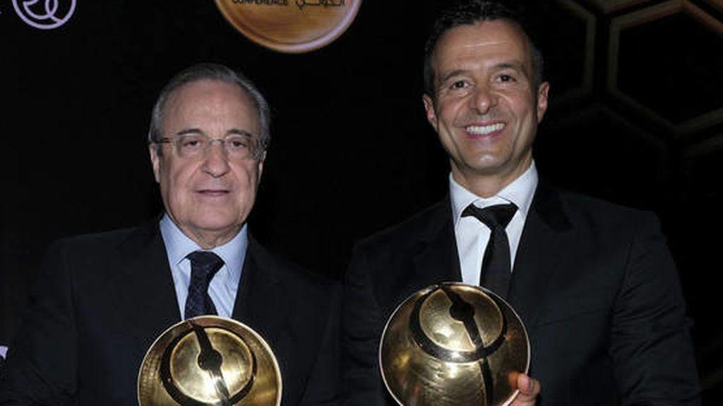 El Real Madrid y Jorge Mendes rompen relaciones tras 484 millones en traspasos: por primera vez sin futbolistas de su cartera