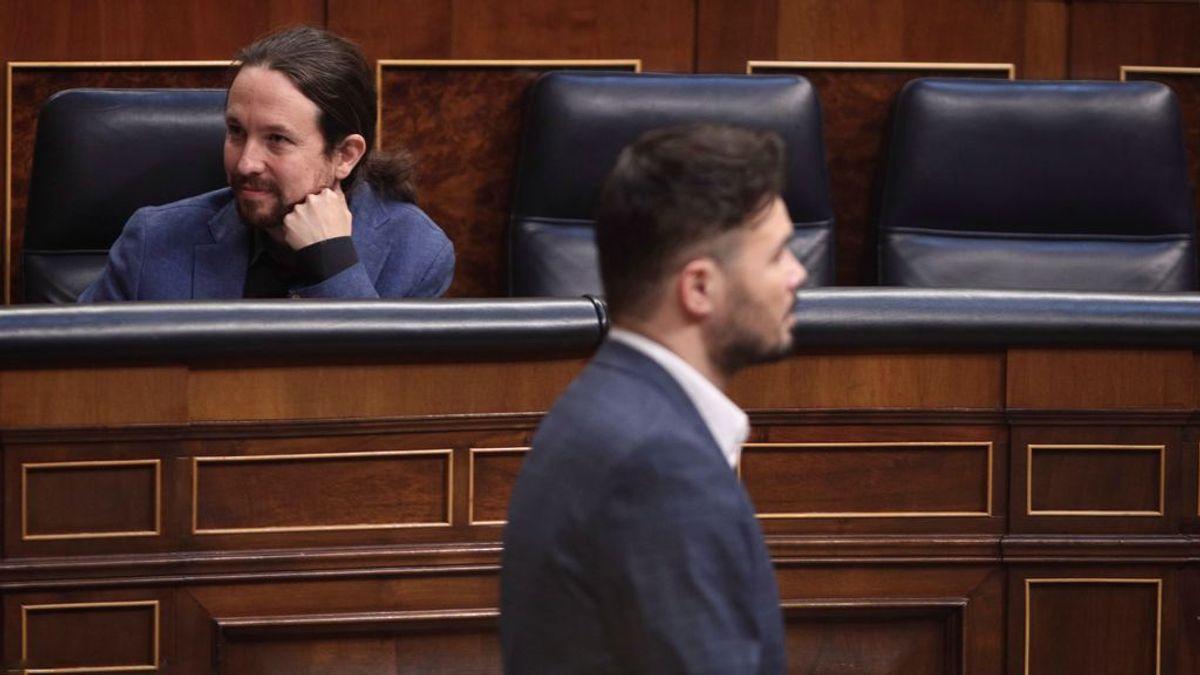 Iglesias entra en la negociación de presupuestos con el visto bueno de Moncloa