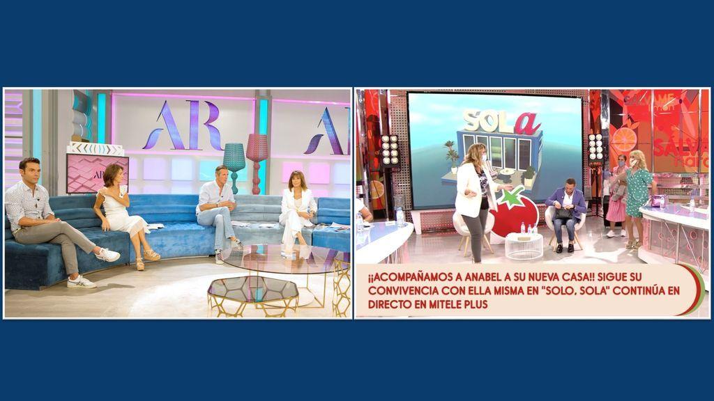 Telecinco, cadena más vista del día con su mejor lunes de los últimos cuatro meses