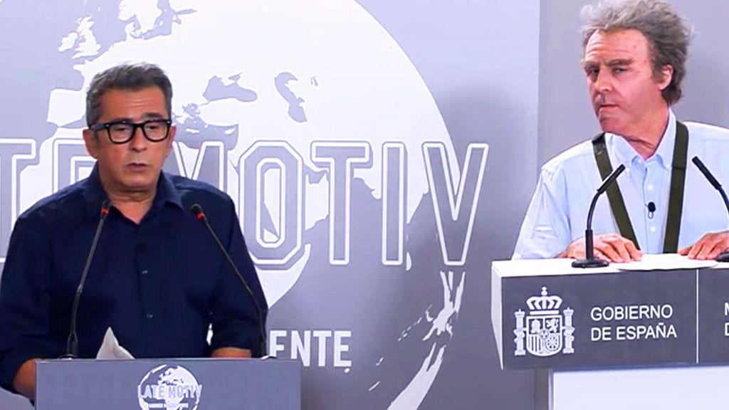 5 aciertos inesperados de Buenafuente y otros presentadores de TV en tiempos de pandemia