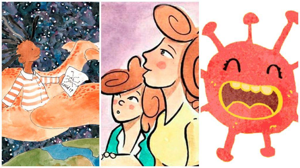 10 cuentos para explicar a los niños qué es la Covid.