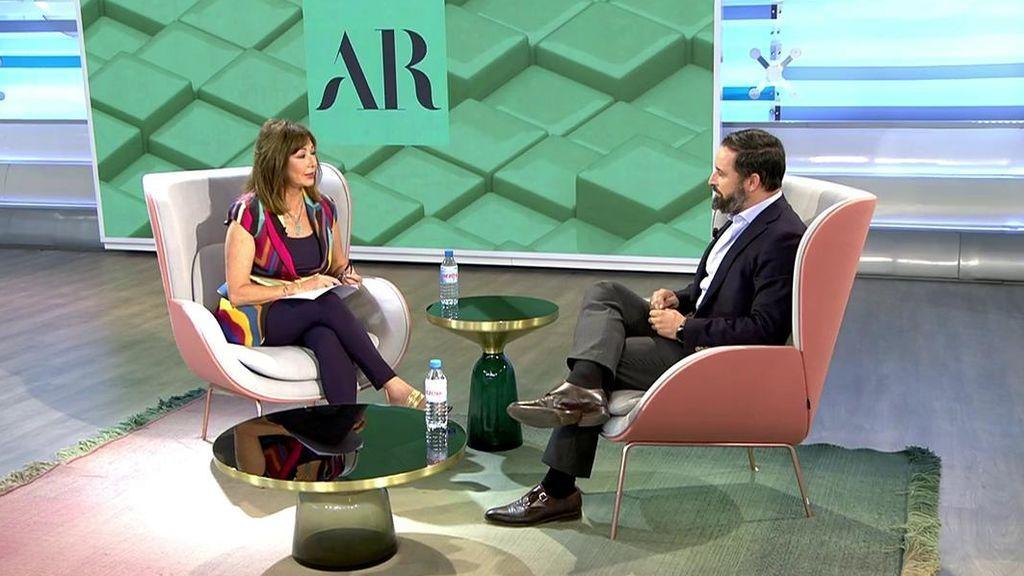 Entrevista completa a Santiago Abascal