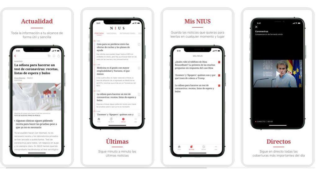 App de NIUS