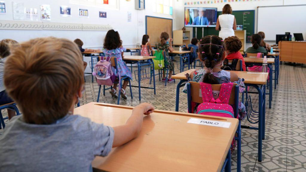 Vuelta al colegio: cómo actuar mientras se espera el resultado de la PCR de un niño