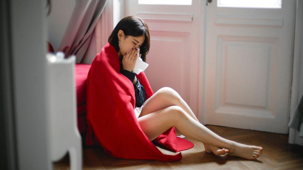 La gripe es endémica de noviembre a marzo.