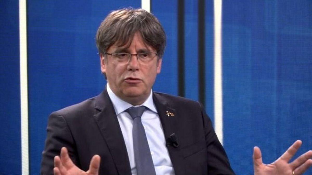 """Puigdemont responde a Mas que no ve """"ningún riesgo de separación"""" con la creación de Junts"""
