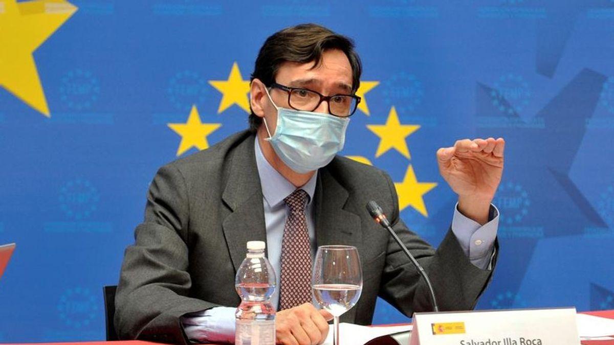 """Illa dice que sigue """"con preocupación"""" la evolución del coronavirus en Madrid pero confía en  las medidas que se implanten"""