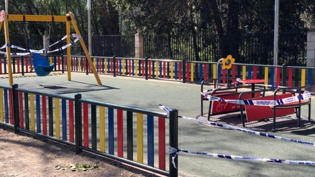 Valencia cierra los parques infantiles para frenar los contagios entre niños