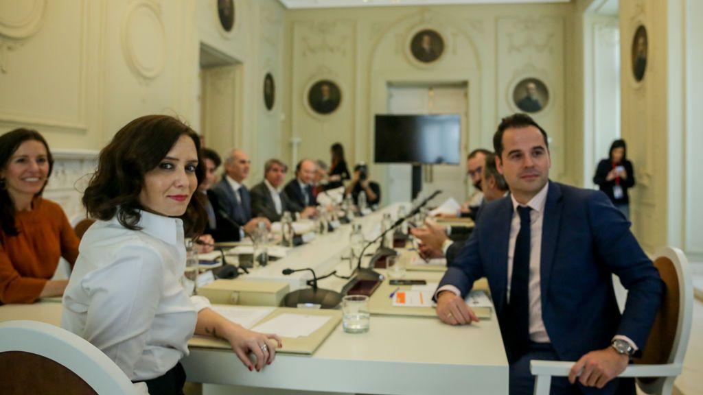 Madrid suspende la rueda de prensa posterior al Consejo de Gobierno tras anunciar confinamientos selectivos