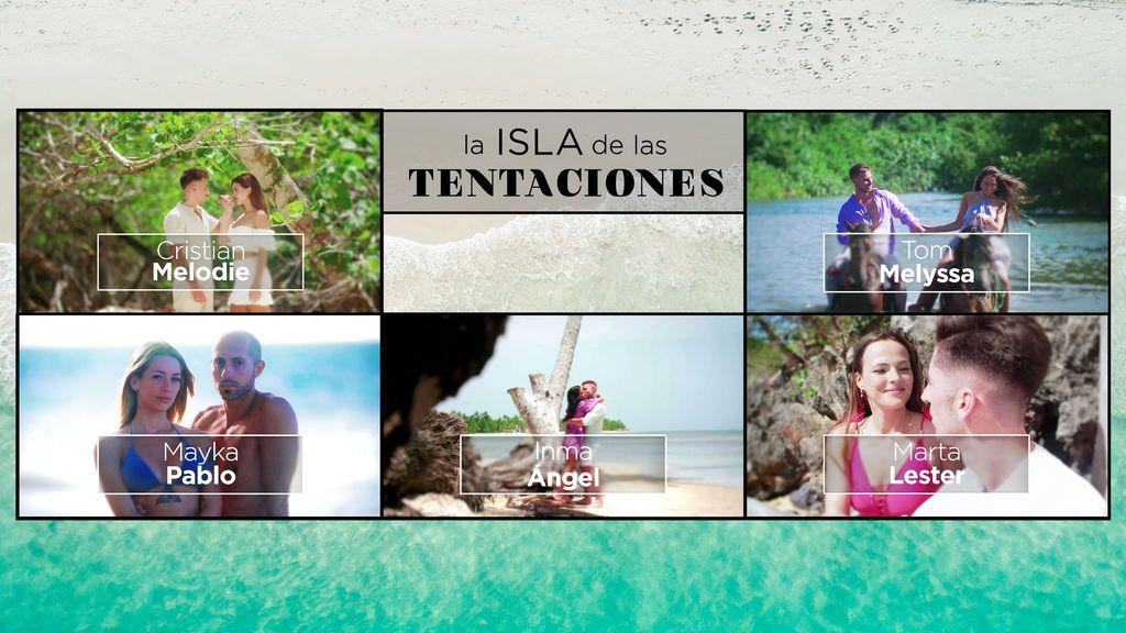 isla tentaciones parejas 2
