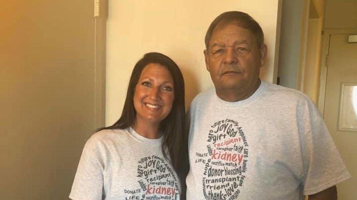 Una exconvicta dona un riñón para salvar la vida al agente de Policía que la encarceló hace ocho años